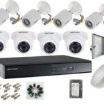 Paket CCTV 8 Kamera