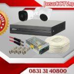 Jual CCTV 2 Titik Kamera Cilacap