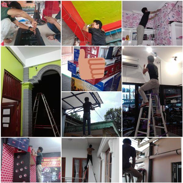Teknisi Pasang CCTV Sragen